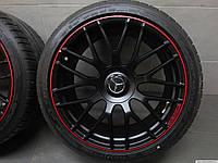 """Колеса 19"""" на Mercedes-Benz C-class С63 AMG"""