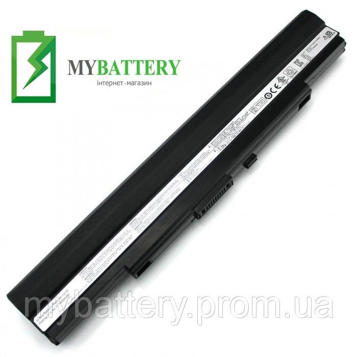 Аккумуляторная батарея Asus A42-UL30 A32-UL30 A32-UL50 A42-UL80 U30S UL50Vg UL80V