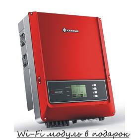 Сетевой солнечный инвертор GoodWe 15 кВт, 380 В GW15K-DT