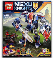 Конструктор LEPIN 14008 Nexo Knights Робот короля (Аналог LEGO 70327)