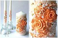 Набор свадебные свечей Семейный очаг
