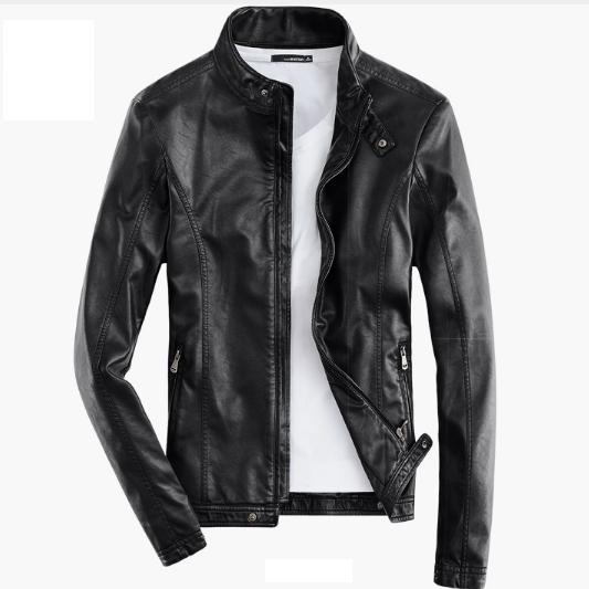 Мужская кожаная куртка. Модель 2014