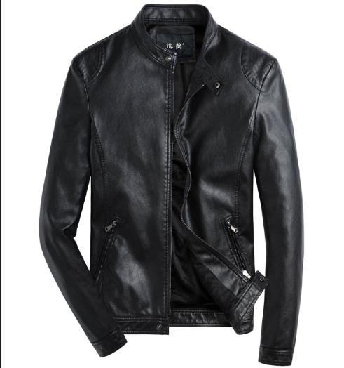 Мужская кожаная куртка. Модель 2015