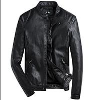 Мужская кожаная куртка. Модель 2015, фото 1