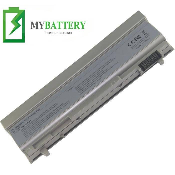 Аккумуляторная батарея Dell 312-0748 Latitude E6400 E6410 E6500 M2400 FU274