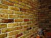 """Форма полиуретановая для изготовления гипсовой плитки  """"Старый кирпич"""", фото 6"""
