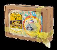 Подарочный набор С Днем Рождения в подарочной упаковке