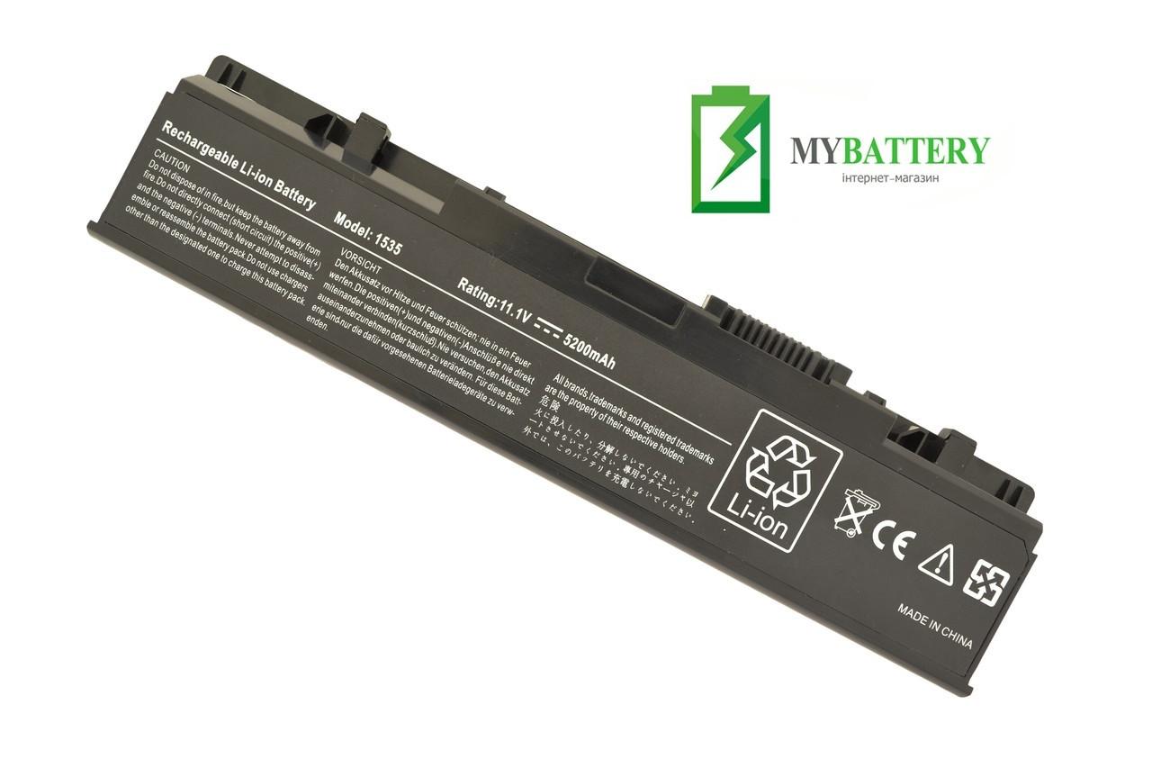 Аккумуляторная батарея Dell 312-0701 1535 1536 1537 1555 1557 1558 PP39L WU946