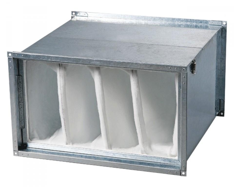 Вентс ФБК 500х250 (F7). Фильтр бокс