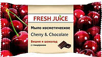 МЫЛО FRESH JUICE CHERRY & CHOCOLATE 75Г