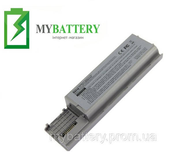 Аккумуляторная батарея Dell GD634 Latitude D620 D630 D631 D640 GD785 GD787 HX345 JD605 JD606 KD489 KD491 KP423