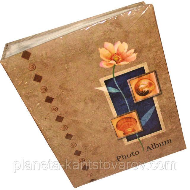 """Фотоальбом """"Абстрактные цветы"""" 200 фото (10х15) 200-3681"""