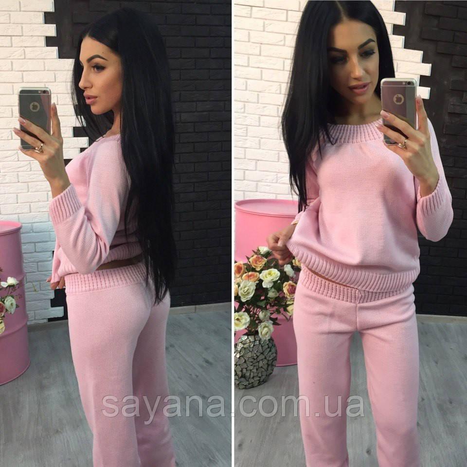 Женский стильный костюм в расцветках. Ос-39-0117