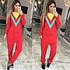 Женский оригинальный костюм, 3 цвета. Ос-42-0117, фото 2