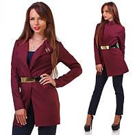 Женский стильный пиджак батал  в ассортименте