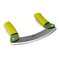 Нож для зелени Joseph Joseph Mezzaluna Зеленый 10079