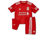 Футбольный дет. костюм Adidas Liverpool (арт. P96684)