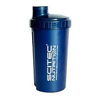 Scitec Nutrition Shaker (синий) 700 мл