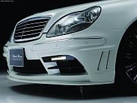 Комплект обвеса Mercedes S-class W220