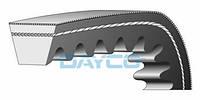 7167K Ремень вариатора Dayco 16,5X747 для YAMAHA Jog,YAMAHA Aerox,YAMAHA Neo's,APRILIA Scarabeo,APRILIA Rally