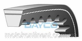 7175K Ремень вариатора усиленный Dayco 16,5 X 792 для YAMAHA Axis YA 50