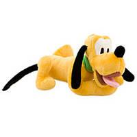 Плюшевая мини игрушка Плуто Дисней Pluto Plush - Mini Bean Bag - 9'' Disney