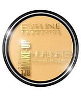 Рассветляющая пудра для лица и тела Eveline Art Professional Make-Up Highlighter