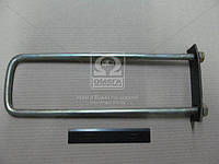 Стремянка кузова КАМАЗ-5320 кузова средняя h=380x14x1.5мм  в сб с гайк и площадк. 5320-8521083 СБ