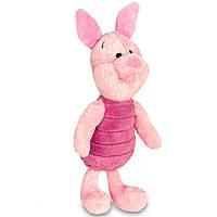 Мягкая мини игрушка Пятачок Дисней 18 см - Piglet Plush - Winnie the Pooh - Mini Bean Bag - 7''Disney