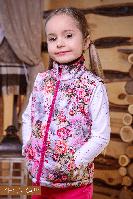 """Детская жилетка """"Мульти"""" Zironka"""