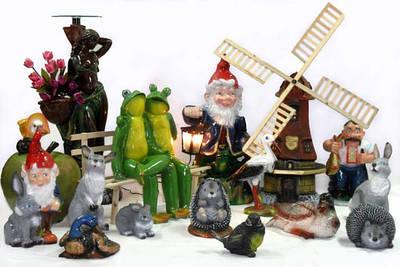 Декоративные фигурки и статуэтки