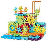 Детский развивающий конструктор Funny Bricks (81 детали)