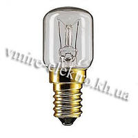 Лампочка для холодильника T25 15W Е14 -20°C Philips