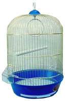 ЗК Клетка для птиц 309 золото 330*530