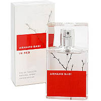 ARMAND BASI IN RED  mini 7ml EDT (туалетная вода)