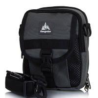 Мужская спортивная сумка ONEPOLAR (ВАНПОЛАР) W3176-grey