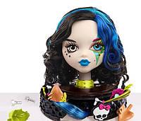 Monster High Голова-манекен для макияжа и причесок White Gore-geous Ghoul Anti-Styling Head
