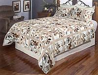 Двуспальное постельное белье из ткани плотностью 135 гр./м.кв