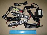Ходовые огни LEDriving PX-4 75x285x200, OSRAM LEDDRL 401