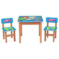 Детский столик со стульчиками F195