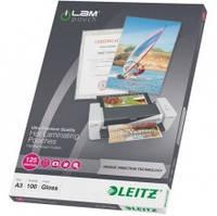 Пленка для ламинирования Leitz iLAM А3, 125 мкр., 100 шт.