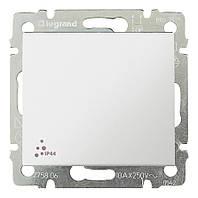 Выключатель Valena IP 44 10 AX 250 В белый Legrand 774201
