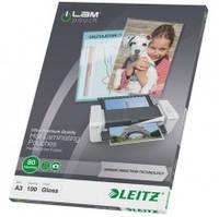 Пленка для ламинирования Leitz iLAM А3, 80 мкр., 100 шт.