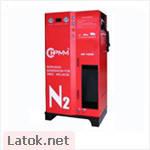 Установка для накачки шин азотом HP - 1650 HPMM полуавтомат