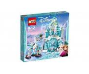 Магический ледяной дворец Эльзы Disney Princess Frozen LEGO 41148