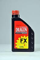 Полусинтетическое трансмиссионное масло DRAGON FX 75W-85W