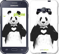 """Чехол на Samsung Galaxy J1 Ace J110H All you need is love """"2732c-215"""""""