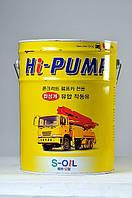 Синтетическое гидравлическое масло DRAGON Hi-Pump (46)