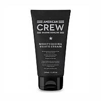 American Crew Увлажняющий крем для точного бритья American Crew Moisturizing Shave Cream 150 мл