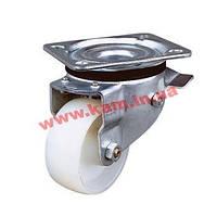 Ролик 300 поворотный с тормозом (WZ-SB73-00-01-000)